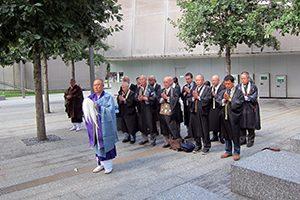 NYグラウンドゼロで平和の祈りを捧げる旅(第8回スタディツアー)